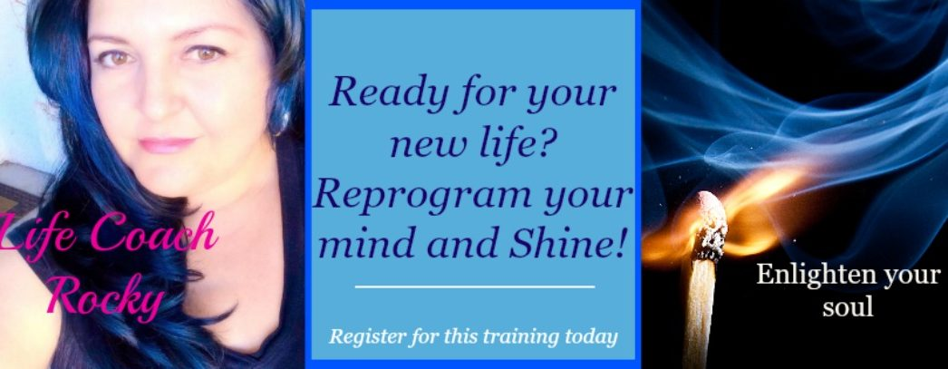 WORK WITH ME - Transformational Life Coach